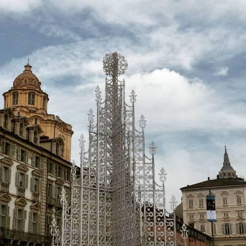 albero piazza castello torino