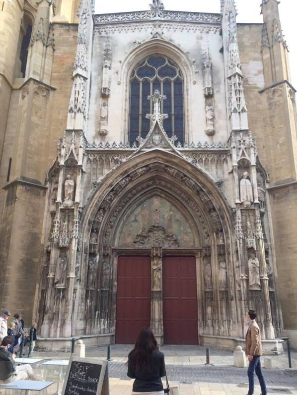 aix cattedrale