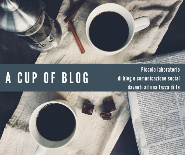 A Cup of Blog