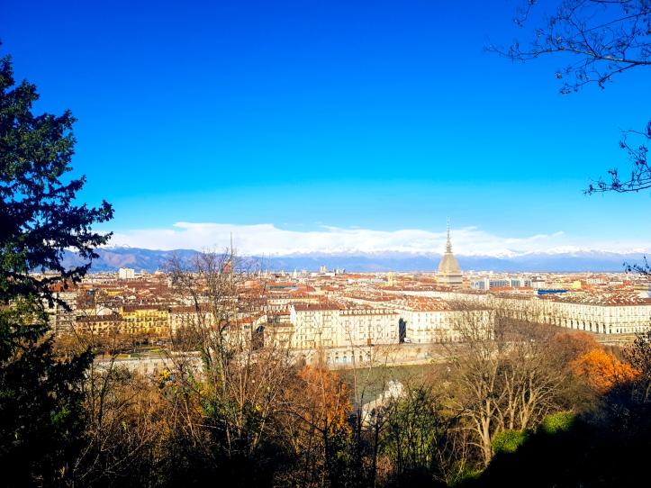 Ciccia_Cerva Blog Turin Italie monte cappuccini panorama
