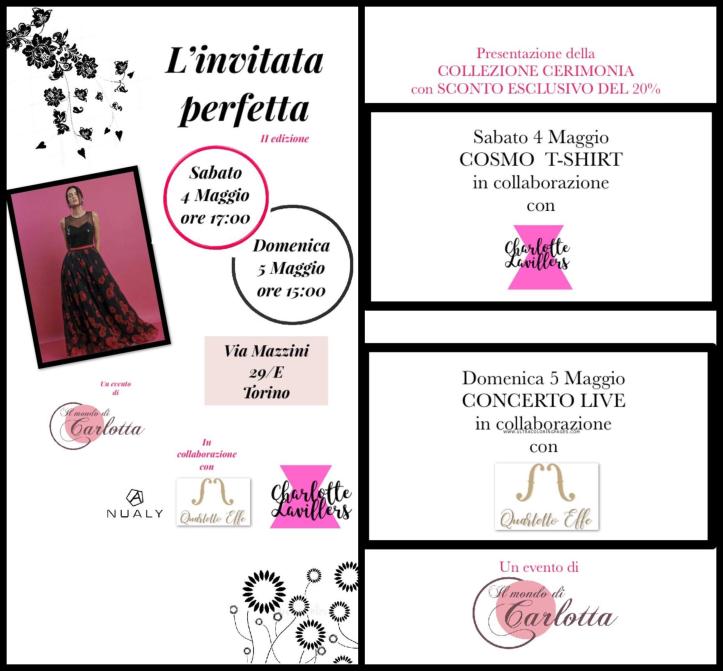 Le amiche di Dire Fare Mole_ Il mondo di Carlotta, una boutique rosa nel cuore di Torino