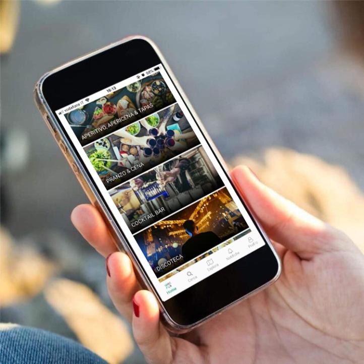 Havefun torino app homepage
